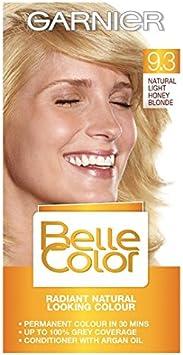 Garnier Belle Color 9,3 luz miel Rubio: Amazon.es: Salud y ...