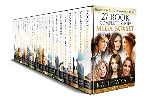 27 Book Mega Box Set Complete Series (Mega Box Set Series 1) - Cardiff Series