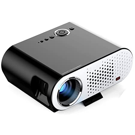 HLKYB Mini proyector, 3200 lúmenes LED Full HD 1080p Video ...