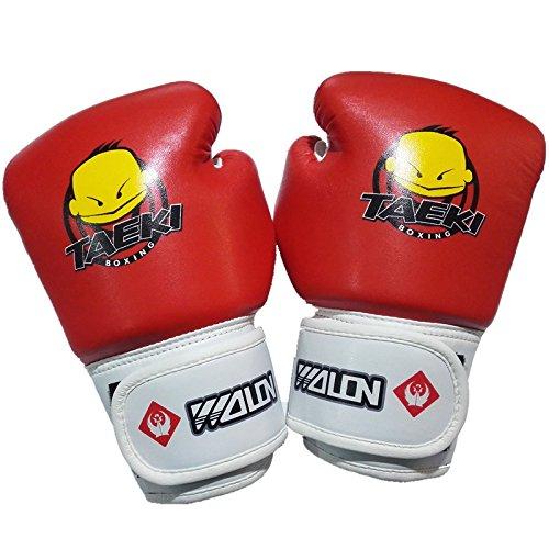 JUYO VONSAN® Boxing Gloves Children PU Training Gloves
