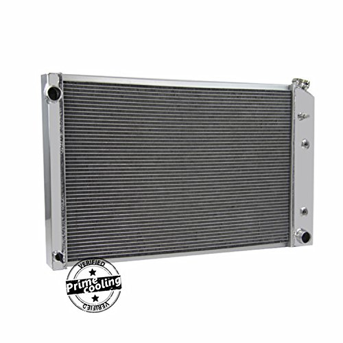Performance Parts Chevy Trucks (Primecooling 3 Row All Aluminum Radiator for GMC, Chevy C/K Series, Jimmy Pickup Truck V8 1973-1991)