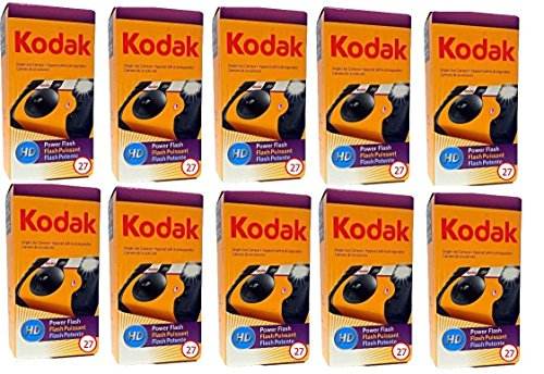 Kodak Power One Time Disposable Camera