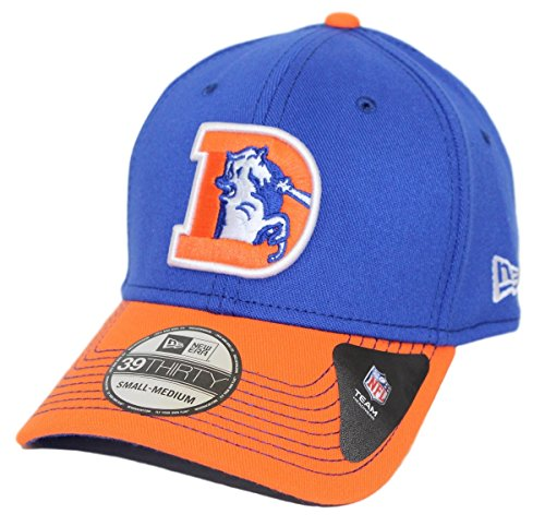 受け継ぐ保安海岸Denver Broncos New Era NFL 39thirty