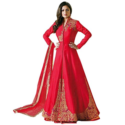 Designer-Anarkali-Full-Length-Salwar-Kameez-Suit-Bollywood-Dress-India-LT-99001