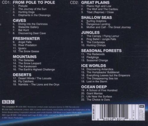 Planet Earth Buy Online In Uae Audio Cd Products In