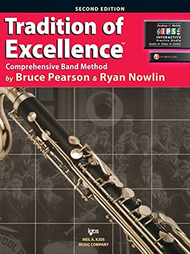 (W61CLB - Tradition of Excellence Book 1 - Bb Bass Clarinet)
