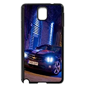 Chevrolet Samsung Galaxy Note 3 Cell Phone Case Black Usmxl