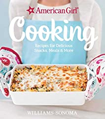 Now a 2016 Parents' ChoiceAward®winner!The second book from Williams-Sonoma and American Girl, American Girl Cooking, is packed with great recipes fit for any occasion! Learn how to whip up tasty treats for movie nights, picnics, fiestas, ...
