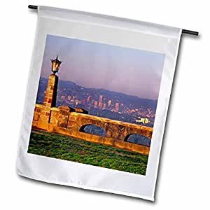 Danita Delimont - City Skylines - USA, Oregon, Portland. City skyline - US38 BJA0205 - Jaynes Gallery - 12 x 18 inch Garden Flag (fl_93485_1)