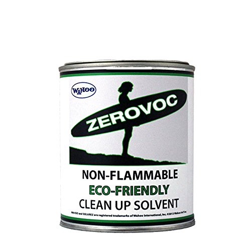 (Solarez Eco-Friendly Clean Up Solvent (Quart) Quickly Cleans Resin Spills, Brushes, Fabrication Tools, Surfboard ~ Plant-Based Biodegradable Non-Ozone-Depleting Non-Flammable Solvent, A+ Resin Removal )