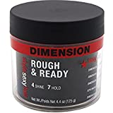 Sexy Hair Short Sexy Hair Rough and Ready Styling Gunk, 4.4 Ounce