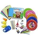 Scrapbooking Punches,Forest Park Series Craft Punch Set,Easy to Use for 6~9 Years Old Kid to Cut DIY Handmade Paper Hole Punches,All Different Crafting Designs