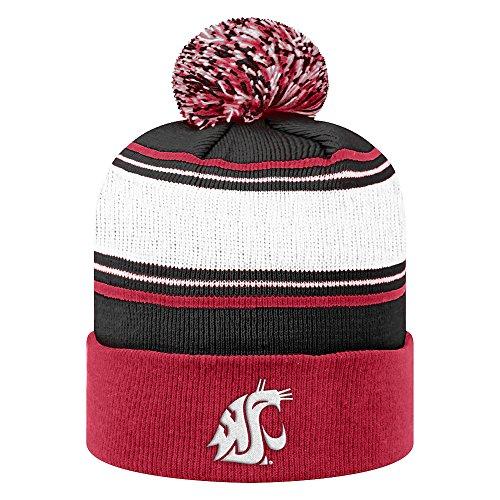 af7e092f88e Washington State Cougars Pom Hat
