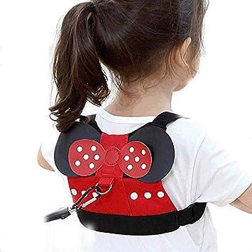 Baby Toddler Belt Kids Learning Walking Strap Harness Assistant Safety Belt Ties