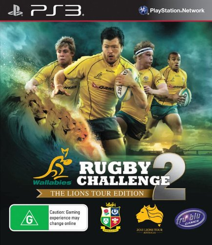 Rugby Challenge 2 - The Lions Tour Edition (Rugby Challenge 2 The Lions Tour Edition)