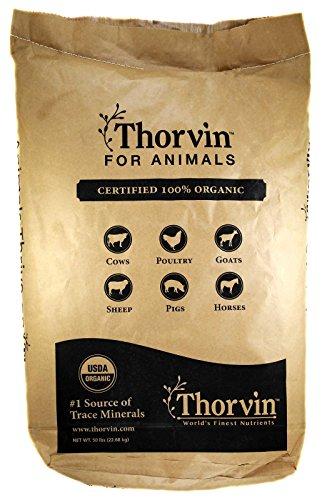 BND 061008 NATURES BEST ORGANIC FEED - Thorvin Organic Kelp F/ Animal 3420 by Thorvin Kelp