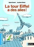 """Afficher """"La tour Eiffel a des ailes !"""""""