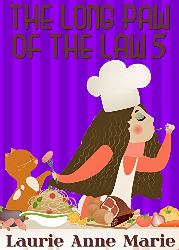 The Long Paw of the Law 5 (Ashley Crane Cozy Mystery)