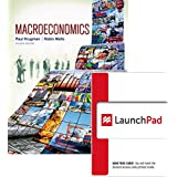 Bundle: Macroeconomics 4e & LaunchPad (Six Month Access)