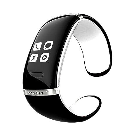 Betroice Compañero teléfono inteligente inteligente reloj Anti-perdida Relojes Bluetooth inteligentes pulsera Deportes Muñequera podómetro