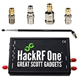 HackRF One Software Defined Radio (SDR), ANT500 & SMA Antenna Adapter Bundle