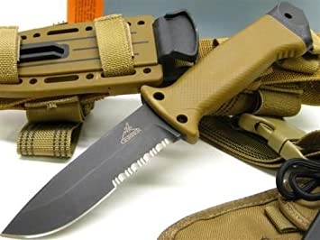 ff84ab03a3b Gerber LMF II Survival Knife, Hunting Knives - Amazon Canada