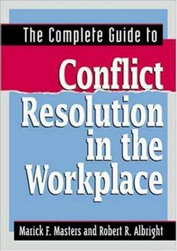 the joy of conflict resolution transforming victims villains and heroes in the workplace and at home