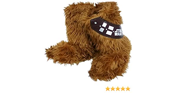 Amazon.com: Japan slippers Star Wars slippers boots Chewbacca 22 ~ 24cm 281930: Home & Kitchen