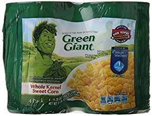 Green Giant Whole Kernel Sweet Corn, 61 Ounce