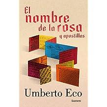 El nombre de la rosa (edicion especial)/ The Name of the Rose (Spanish Edition)
