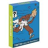 Jeux de familles / Cartes à jouer: Scènes des Aventures de Tintin (51040)