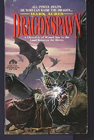 book cover of Dragonspawn