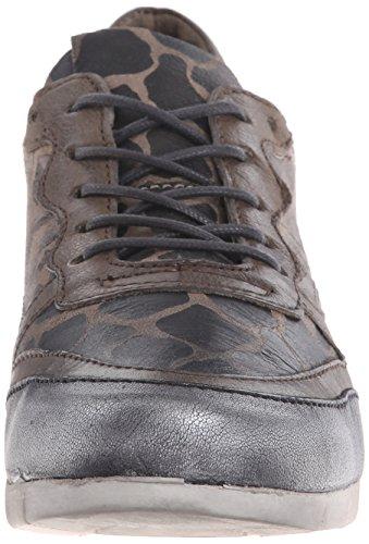 Miz Mooz Womens Pericles Sneaker Taupe