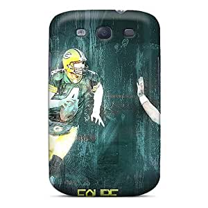 Galaxy S3 Case Cover Green Bay Packers Case - Eco-friendly Packaging
