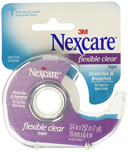 Nexcare Nexcare Clear Tape 3/4' X 7 Yd