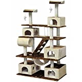 GoPetClub Huge Cat Tree Condo