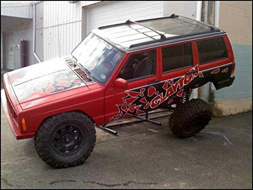 Amazon com: Clayton Off Road COR-3601331 - Jeep Cherokee 8 0