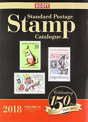(Scott 2018 Standard Postage Stamp Catalogue Volume 4: Countries J-M from Around the World (Scott Standard Postage)