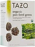 Tazo Organic Pan-Fired Green Tea, 20 ct