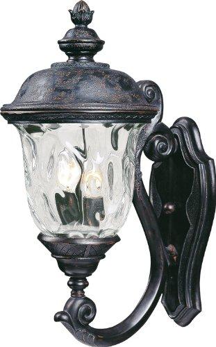 Maxim Lighting 40423WGOB Mount Carriage House VX 2-Light Outdoor Wall Lantern