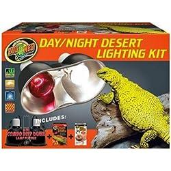 Zoo Med Day/Night Desert Lighting Kit