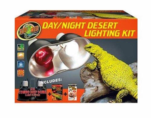 Zoo Med Day/Night Desert Lighting Kit by Zoo Med