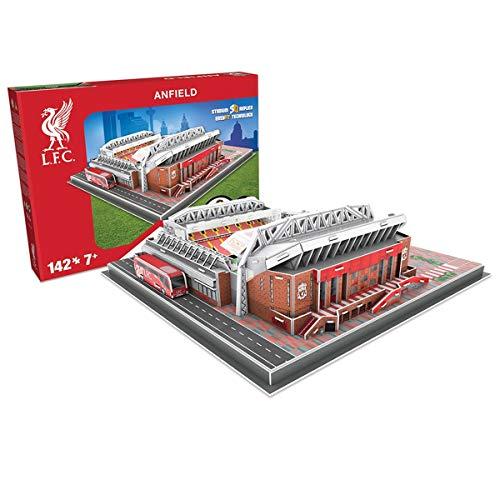 Paul Lamond 3875 Liverpool Fc Anfield Stadium 3D Puzzle (3d Puzzles Stadium)