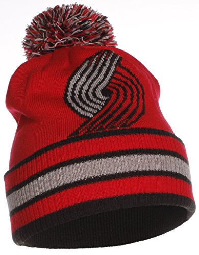 NBA Authentic Licensed Basketball Cuff Pom Pom Beanie - Basketball Beanie With Pom