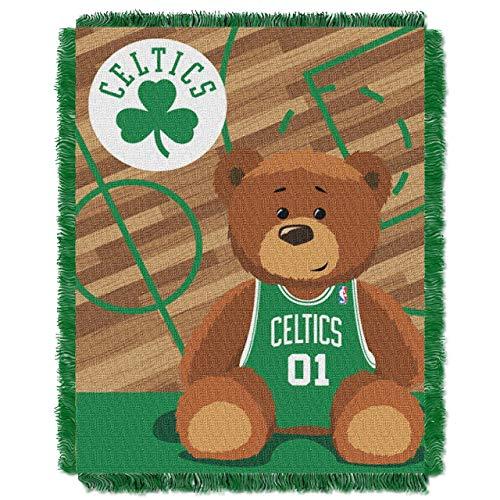 NBA Boston Celtics Baby Blanket