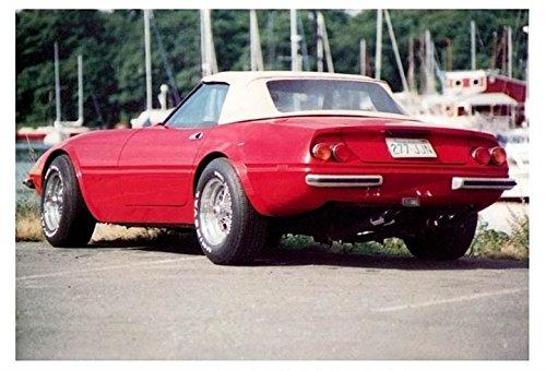 Amazon Com 1986 Ferrari Daytona Spyder Mcburnie Kit Car Automobile