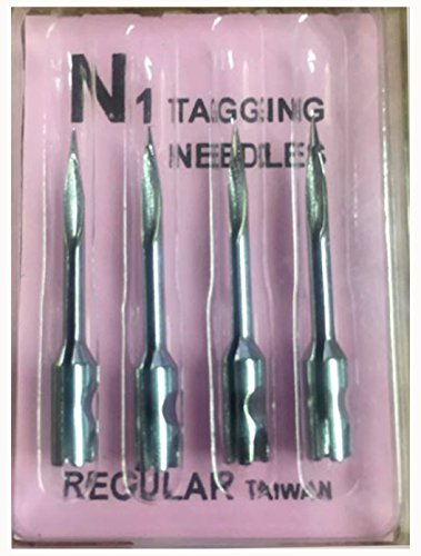 Standard Replacement Tagging Needles Pack of 4 by Retail Resource
