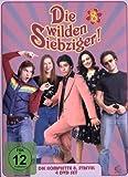 Die wilden Siebziger! - Die komplette 8. Staffel (4 DVDs - Amaray)