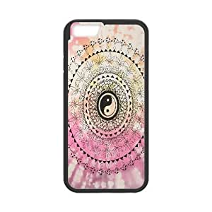 """ying yang Design Unique Customized Hard Case Cover for iPhone6 Plus 5.5"""", ying yang iPhone6 Plus 5.5"""