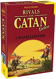 Rivals For CATAN: Deluxe - A 2-player game in the CATAN Universe